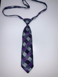 Purple & Black (Checkered)