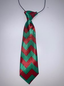 Green & Red (Chevron)