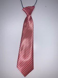 Narrow Red & White (Striped)